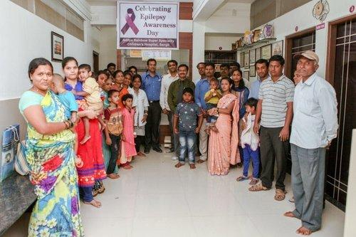National Epilepsy Day Celebration|ADITYA RAINBOW HOSPITAL|Sangli Miraj Road,Sangli