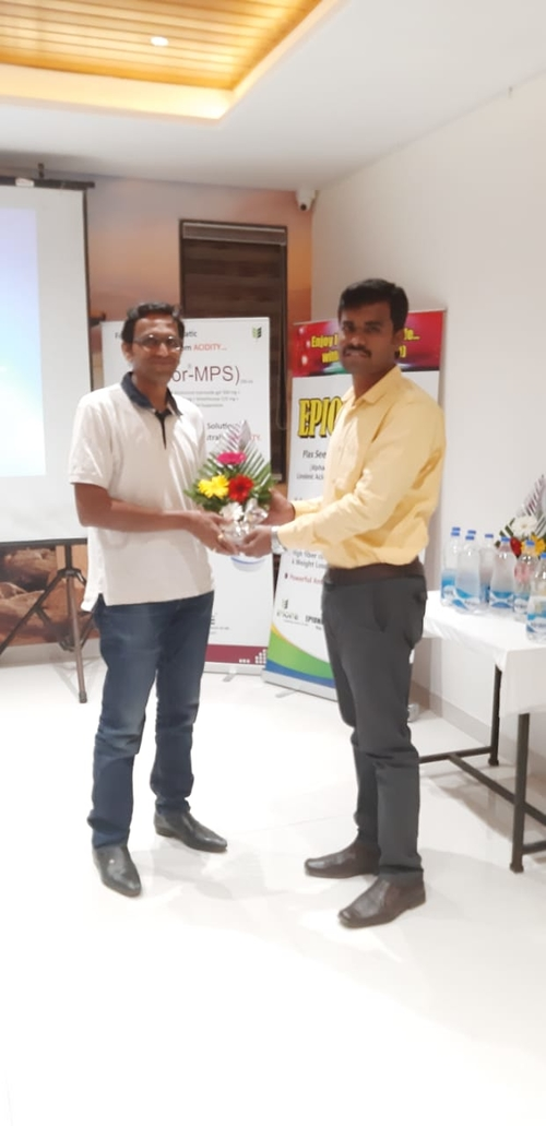 Dr. Amit Tagare at Shirala Doctors Association|ADITYA RAINBOW HOSPITAL|Sangli Miraj Road,Sangli