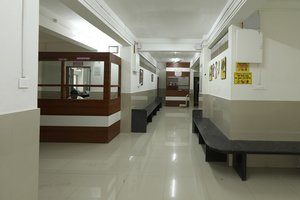 Waiting area - ADITYA RAINBOW HOSPITAL | Sangli Miraj Road, Sangli