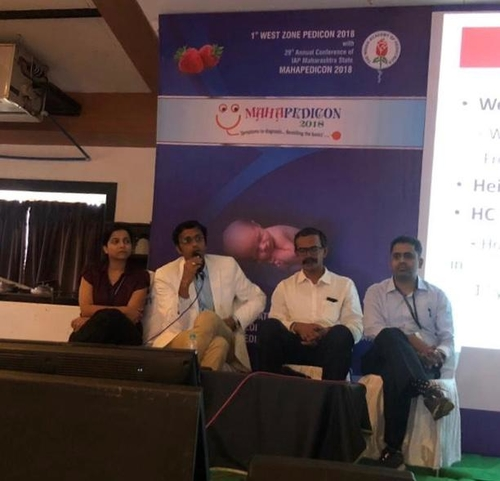 Dr. Amit Tagare invited as faculty at West zone Pedicon & MahaPedicon ADITYA RAINBOW HOSPITAL Sangli Miraj Road,Sangli